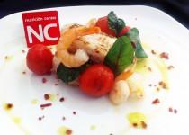 Lomo de Bacalao con Tomatitos Cherry Asados