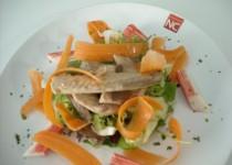 Ensalada de Caballa y Zanahoria