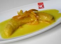 Plátano con Naranja NC