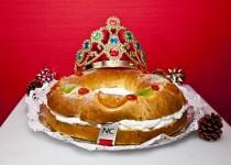 Roscón de Reyes sin remordimientos