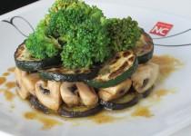 Timbal de Verduras Plancha